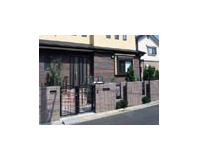 プラン3 外塀設置工事(1,200×8,000)門扉・フェンス・ブロック トータル施工