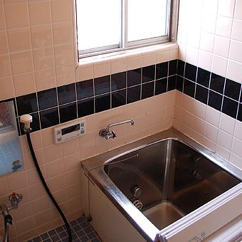 浴室リフォーム 鎌ヶ谷市 K様邸